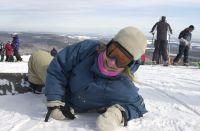 Du golf en hiver et en montagne? Oui c'est possible!