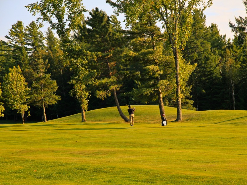 Club de Golf et Curling Thetford Mines