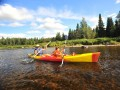 Kayak in Parc des Appalaches - Montmagny and the islands