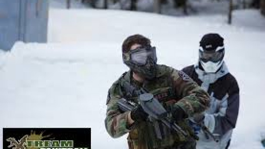 Xtream Paintball - Jouer l'hiver