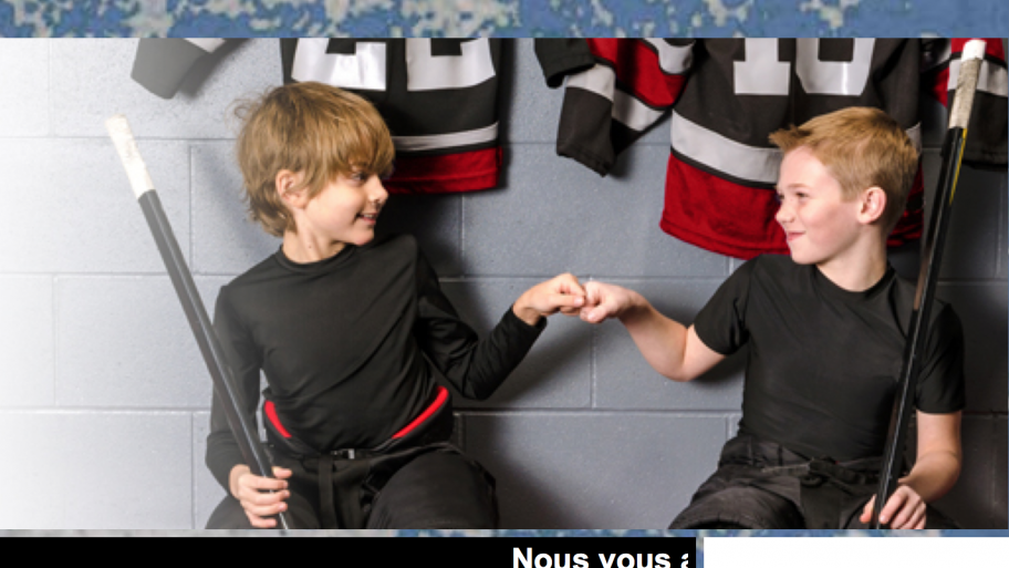 Tournoi national Opti Pee-Wee de Montmagny - Tournoi Pee-Wee hockey