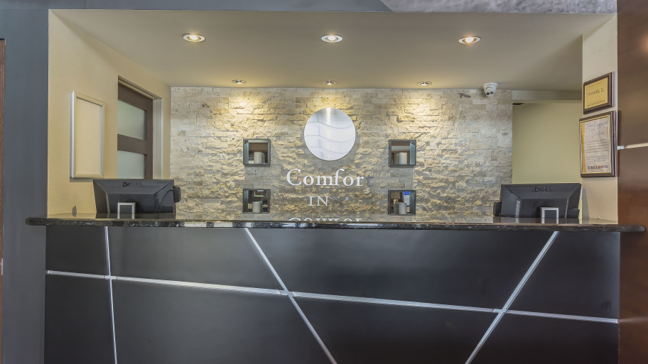 Comfort Inn Saint-Georges - Réception
