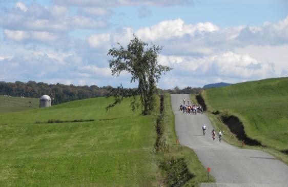 Randonnée Lotbinière à vélo