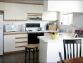 Le 51 Fraser - Le 51 Fraser - The sunny kitchen is fully equipped