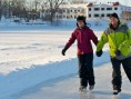 Manoir du lac William - Patins