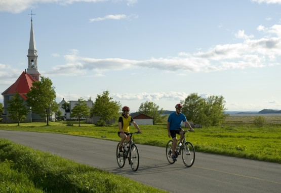 Cruise and visit of Isle-aux-Grues by bike or on foot