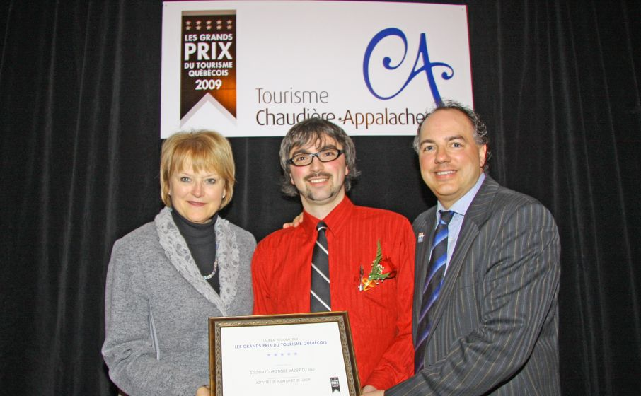 Grands Prix du Tourisme 2009 - Station Touristique Massif du Sud - Adventures and outdoors activities