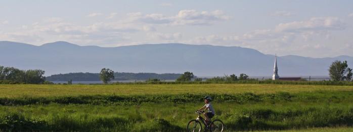 Vélo- Isle-aux-Grues