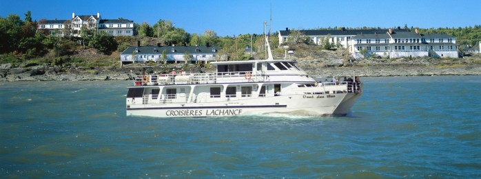 Croisières et visite de la Grosse-Île