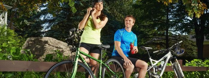 Vélo en Chaudière-Appalaches