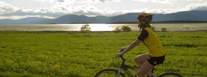 Vélo - L'Isle-aux-Grues