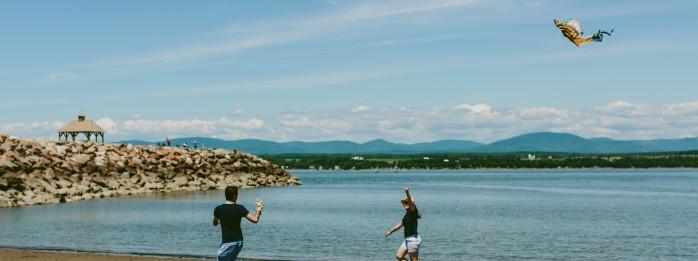Activités au bord de l'eau