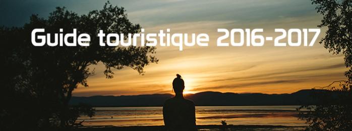 Guide touristique 2016-2017 - Offres publicitaires