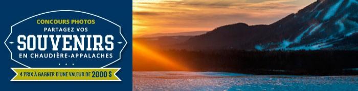 Concours Photos hiver - Créez vos souvenir en Chaudière-Appalaches