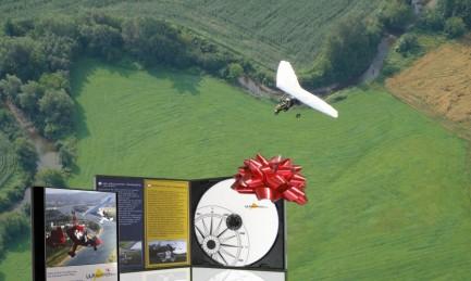 Offrez en cadeau un vol découverte de 30 minutes en Delta plane Motorisé