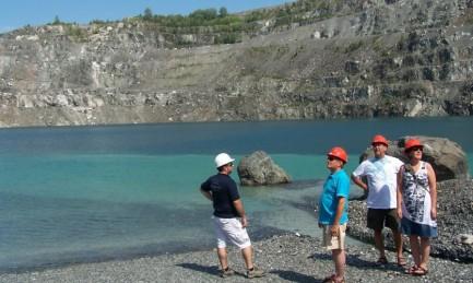 Mining legacy visit promotion
