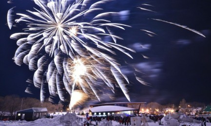 Winter party package in St-Jean-Port-Joli