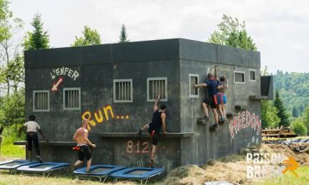 Viens tenter ton évasion à la Course Prison Break!