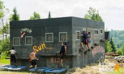 Come attempt your escape at the Prison Break race!