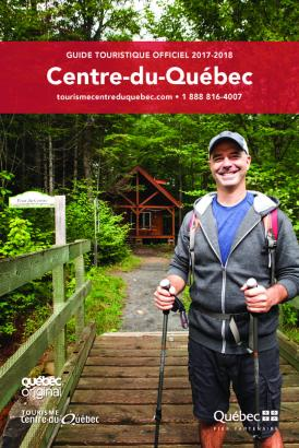 Guide touristique officiel Centre-du-Québec 2017-2018