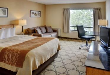 Double Golf Escape - Comfort Inn - Thetford Mines