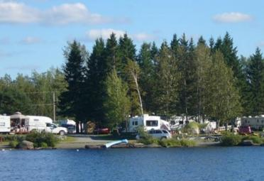 Camping municipal Lac Frontière