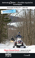 Snowmobile Trail Map 2017 - snowproof